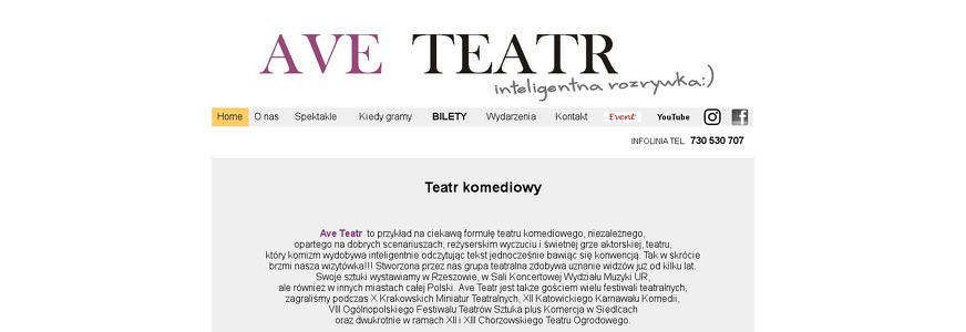 AVE TEATR SP. Z O.O.