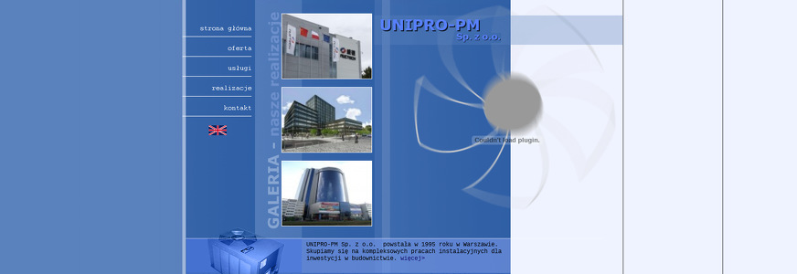 UNIPRO PM SP Z O O